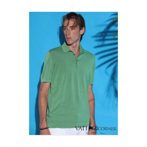 Dalmine  egyszínű rövid ujjú póló 863140 416